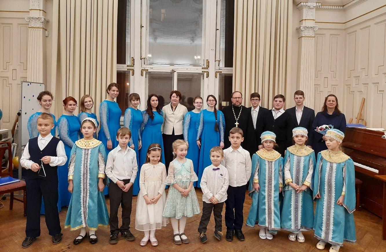 Молодёжный ансамбль духовной музыки «Светилен»