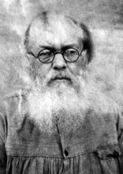 Епископ Лука. Ташкент, тюрьма НКВД. 1937 год. Фотография с сайта fond.ru