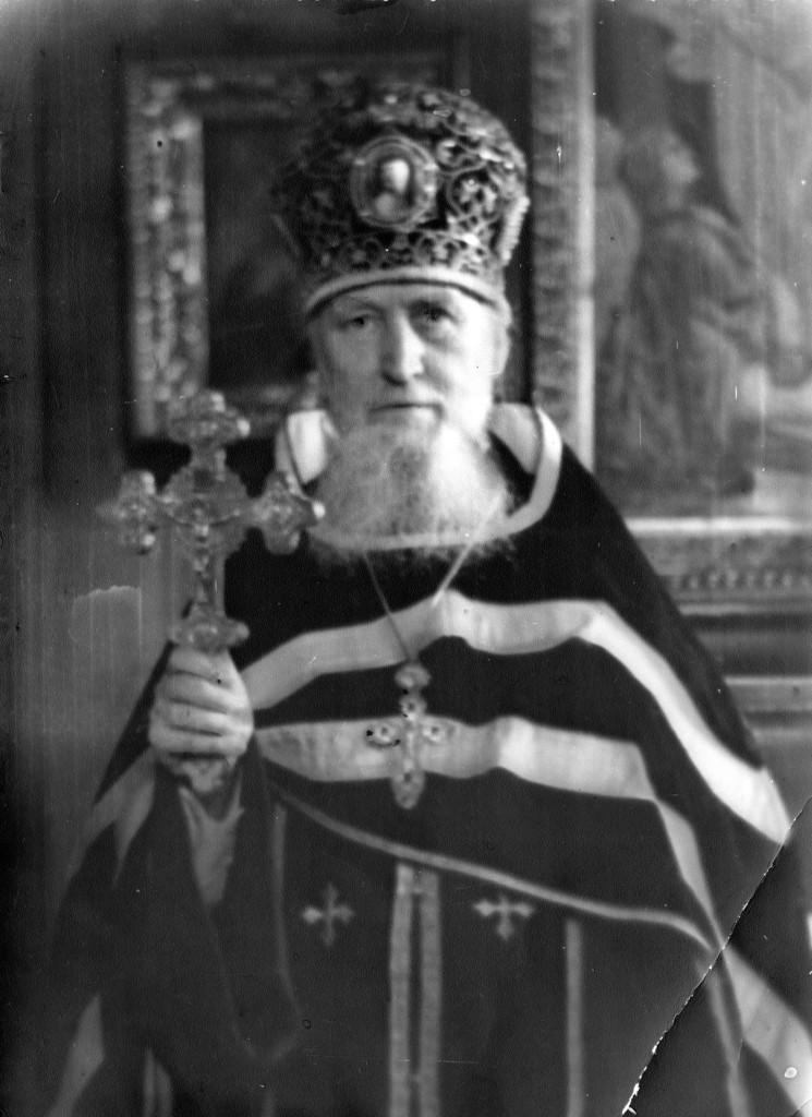 Протоиерей Петр Иоаннович Белавский