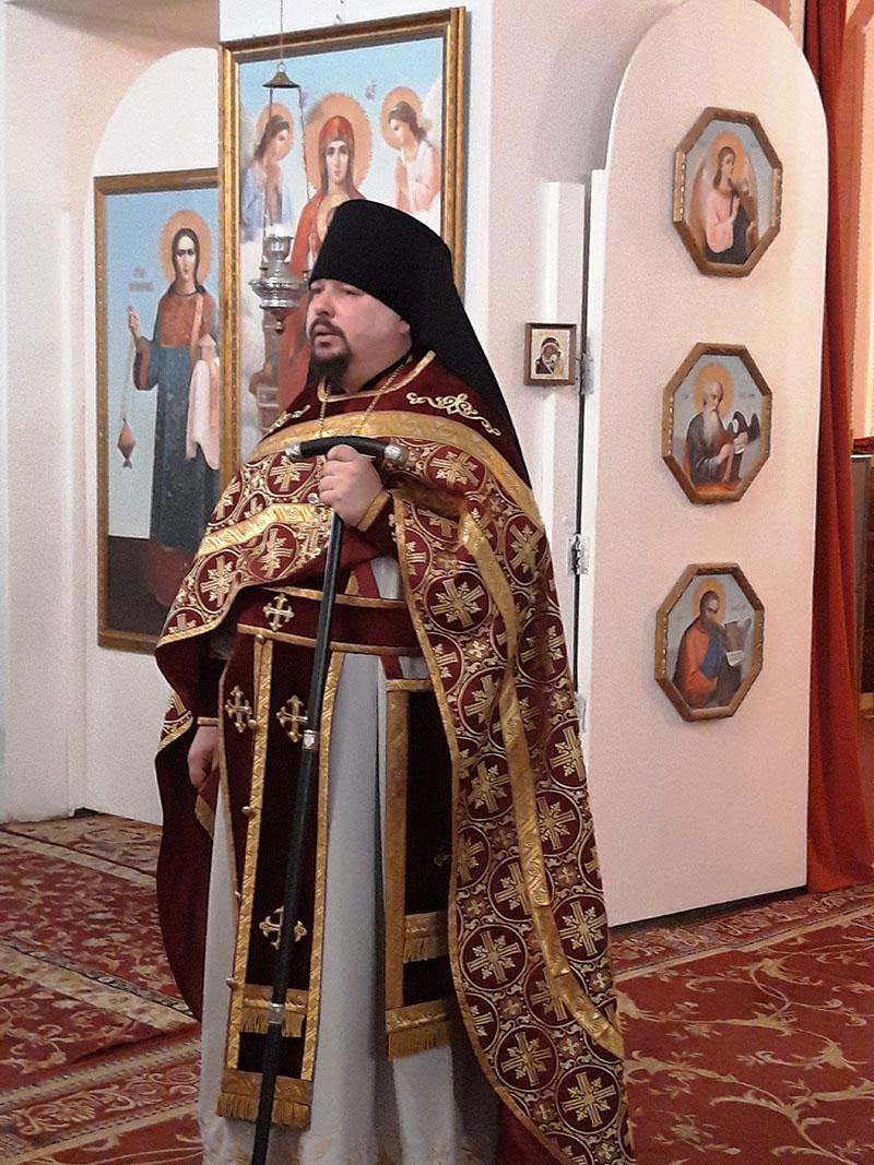 Игумен Антониево-Дымского мужского монастыря Адриан (Дементьев Алексей Олегович)