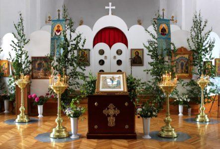 Сорокоуст Церковь Покрова на Боровой