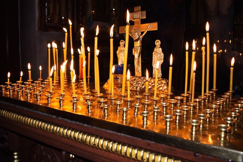 Панихида Православная Церковь Пресвятой Богородицы на Боровой