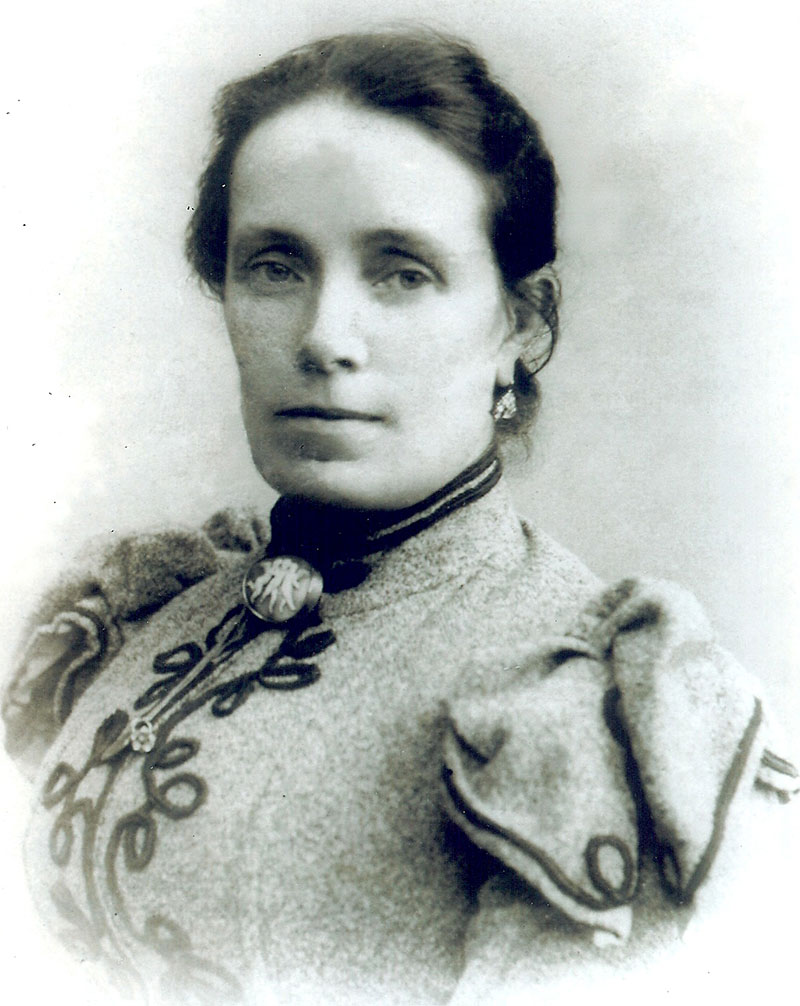 Слепян Евгения Альфредовна, урожденная Колли    (жена о. Сергия)