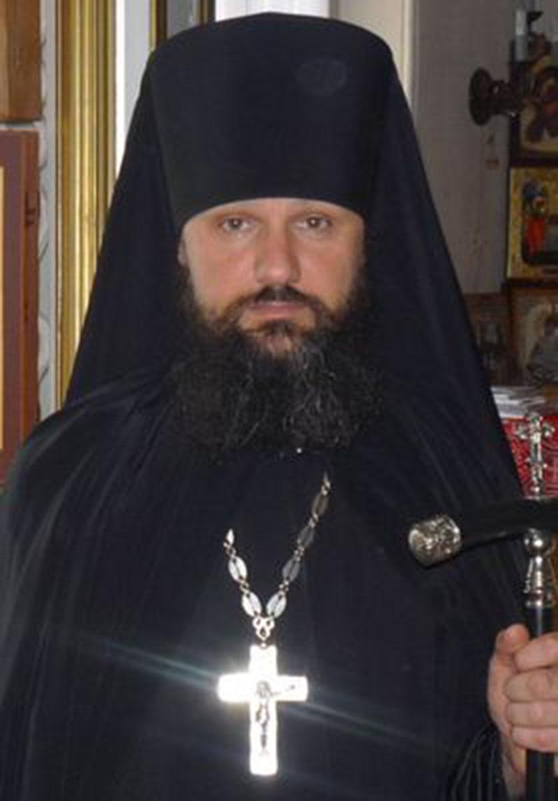 Игумен Антониево-Дымского мужского монастыря Игнатий (Бузин Константин Юрьевич)