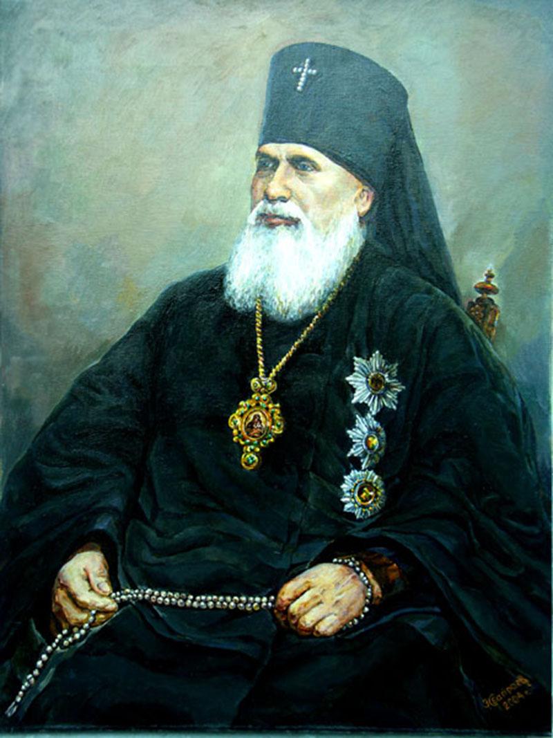 Преосвященный Арсений (Брянцев Александр Дмитриевич), епископ Ладожский, викарий Санкт-Петербургской епархии