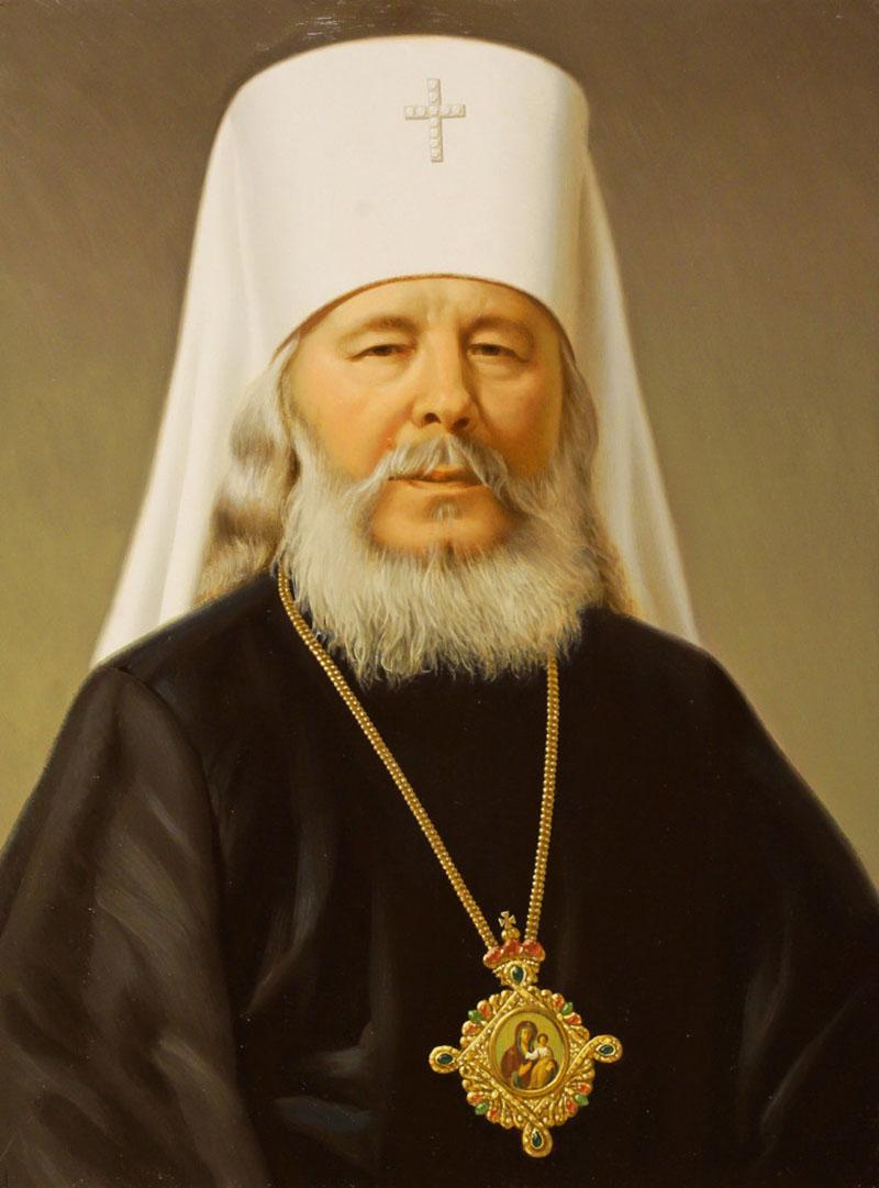 Митрополит Санкт-Петербургский и Ладожский Иоанн (Снычев) 1927-1995