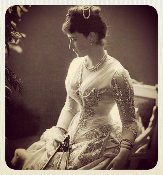 Великая княгиня Елизавете Федоровна Романова