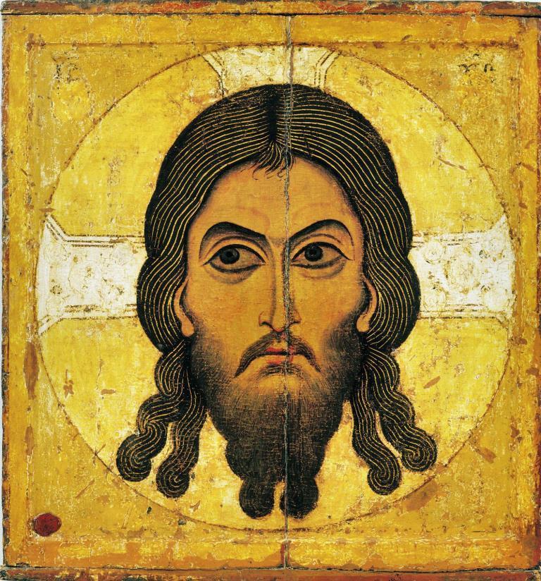 Спас Нерукотворный (лицевая сторона)