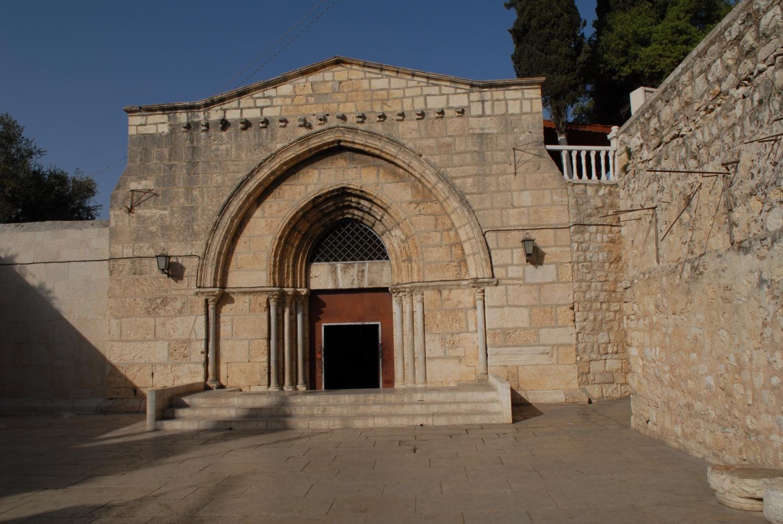 Храм Успения Пресвятой Богородицы (Елеон)